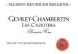 Maison Roche de Bellene Gevrey-Chambertin Premier Cru Les Cazetiers - label