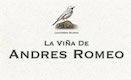 Contador (Benjamin Romeo) Rioja La Viña de Andres Romeo - label