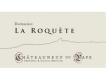 Domaine La Roquète Châteauneuf-du-Pape  - label