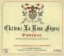 Château La Rose Figeac  - label