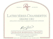 Domaine Rossignol-Trapet Latricières-Chambertin Grand Cru  - label
