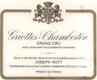 Domaine Joseph Roty Griotte-Chambertin Grand Cru  - label