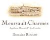 Domaine Roulot Meursault Premier Cru Charmes - label
