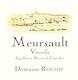 Domaine Roulot Meursault Les Vireuils - label