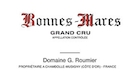 Domaine Georges (or Christophe) Roumier Bonnes-Mares Grand Cru  - label