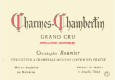Domaine Georges (or Christophe) Roumier Charmes-Chambertin Grand Cru  - label