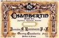 Domaine Armand Rousseau Chambertin Grand Cru