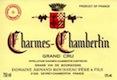 Domaine Armand Rousseau Charmes-Chambertin Grand Cru  - label