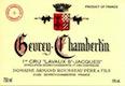 Domaine Armand Rousseau Gevrey-Chambertin Premier Cru Lavaux Saint-Jacques - label