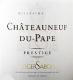 Domaine Roger Sabon Châteauneuf-du-Pape Prestige - label