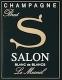 Salon Le Mesnil Grand Cru - label