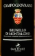 Campogiovanni Brunello di Montalcino  - label