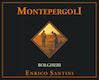 Enrico Santini Montepergoli - label