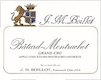Domaine Jean-Marc Boillot Bâtard-Montrachet Grand Cru  - label