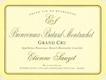 Étienne Sauzet Bienvenues-Bâtard-Montrachet Grand Cru  - label