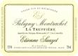 Étienne Sauzet Puligny-Montrachet Premier Cru La Truffière - label