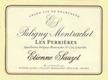 Étienne Sauzet Puligny-Montrachet Premier Cru Les Perrières - label