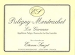 Étienne Sauzet Puligny-Montrachet Premier Cru La Garenne - label