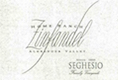 Seghesio Home Ranch Zinfandel - label