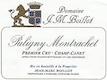 Domaine Jean-Marc Boillot Puligny-Montrachet Premier Cru Champ Canet - label
