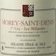 Domaine Sérafin Père et Fils Morey-Saint-Denis Premier Cru Les Millandes - label