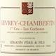 Domaine Sérafin Père et Fils Gevrey-Chambertin Premier Cru Les Corbeaux - label