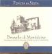 Tenuta di Sesta Brunello di Montalcino  - label