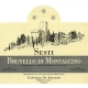 Sesti Brunello di Montalcino  - label