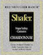 Shafer Vineyards Red Shoulder Ranch Chardonnay - label