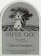 Silver Oak Cabernet Sauvignon - label