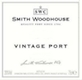 Smith Woodhouse Porto  Vintage Port - label