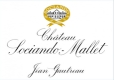 Château Sociando-Mallet Jean Gautreau - label