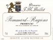 Domaine Jean-Marc Boillot Pommard Premier Cru Les Rugiens - label