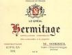 Domaine Marc Sorrel Hermitage Le Gréal - label
