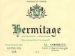 Domaine Marc Sorrel Hermitage Blanc - label