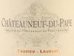 Tardieu-Laurent Châteauneuf-du-Pape  - label