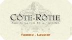 Tardieu-Laurent Côte Rôtie  - label