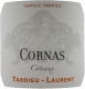 Tardieu-Laurent Cornas Coteaux - label