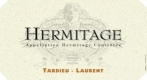 Tardieu-Laurent Hermitage Blanc - label