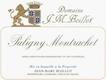 Domaine Jean-Marc Boillot Puligny-Montrachet  - label