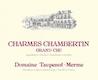 Domaine Taupenot-Merme Charmes-Chambertin Grand Cru  - label