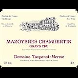 Domaine Taupenot-Merme Mazoyères-Chambertin Grand Cru  - label