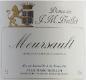 Domaine Jean-Marc Boillot Meursault  - label