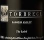 Torbreck The Laird - label