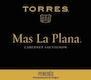 Miguel Torres Mas La Plana - label
