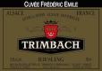 Trimbach Riesling Frédéric Emile - label