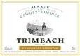 Trimbach Gewürztraminer VT - label