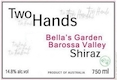Two Hands Wines Bella's Garden - label
