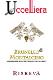 Uccelliera Brunello di Montalcino  Riserva - label