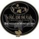 Val di Suga Brunello di Montalcino  - label